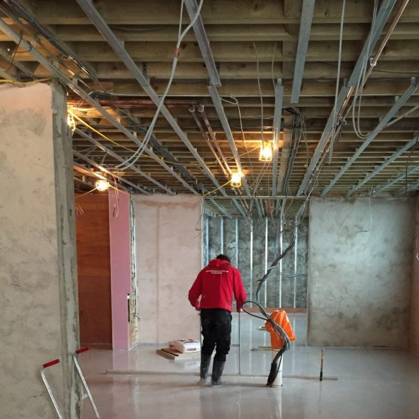Residential archives for Floor screed drying times