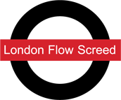 London Flow Screed Logo