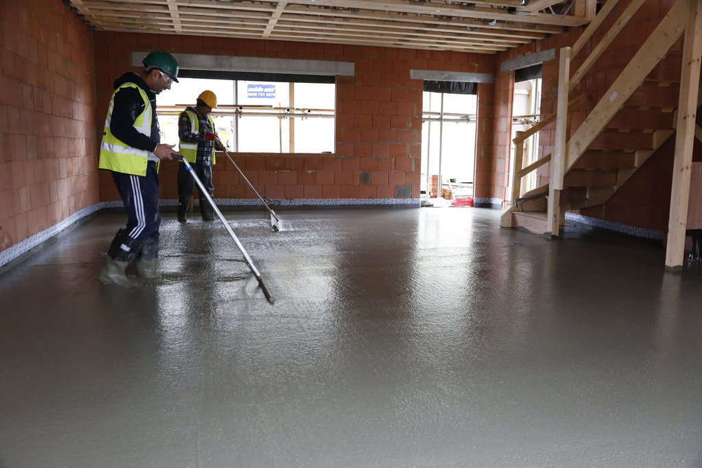 Image result for Should You Choose Traditional Screed or Liquid Screed?